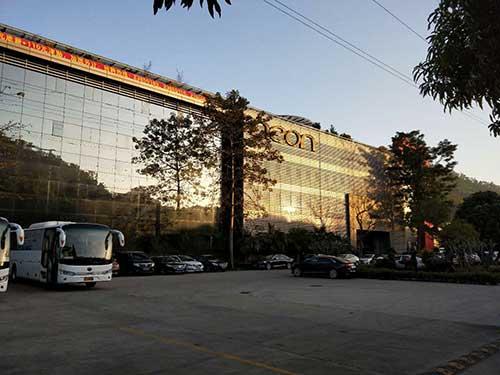 山水电子(中国)有限公司白蚁防治案例