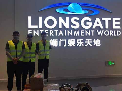 珠海横琴狮门娱乐天地室内虫害防治施工